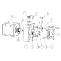 rysunki techniczne poznań, projektowanie złożeń, projekty cad, modele 3d, lista BOM, explode view, drukarka 3d